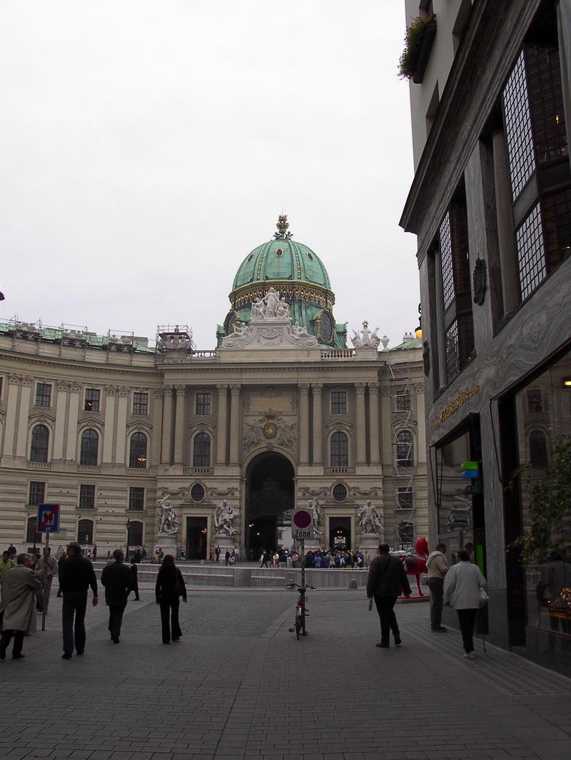 Travelling - Austria - Vienna