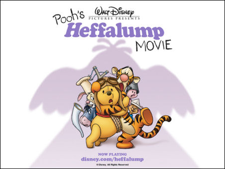 halloween heffalump coloring pages - photo#26