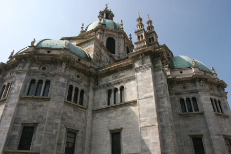 Como's cathedral